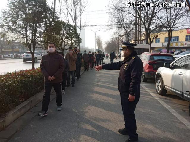 """南阳高新区城管大队:逆流而上 全心战""""疫"""""""