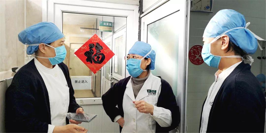 广医时讯向疫而行 义不容辞——记感染疾病科副主任陈兰羽