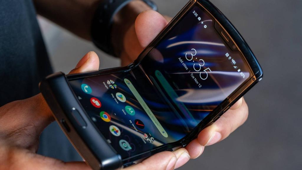 折叠屏手机是怎么做出来的?真的不会折坏掉吗?