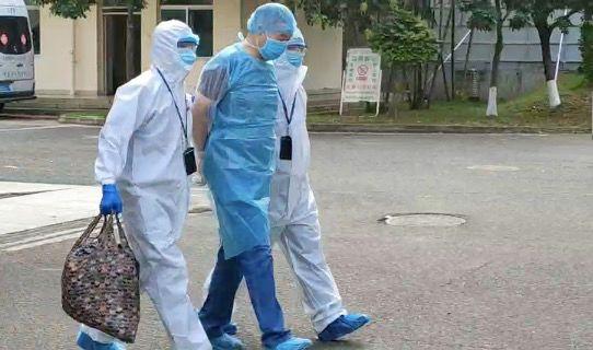 男子刚治愈出院,就被警察带走了!只因在医院做了这件事……