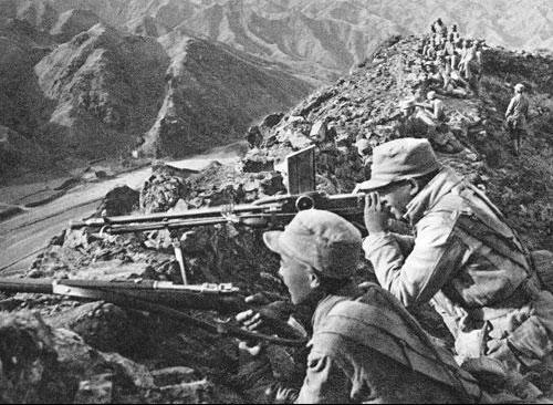 日本宣布投降后,八路军还剩多少军事力量?答案让人感到心痛