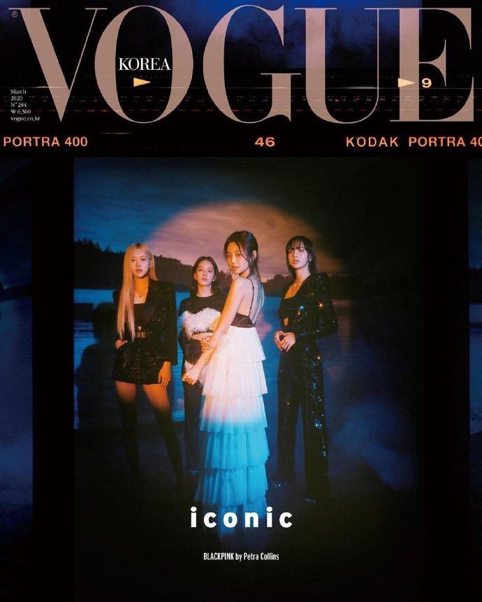 刘端端配音《毒液》太惊艳 BLACKPINK登上韩版《Vogue》