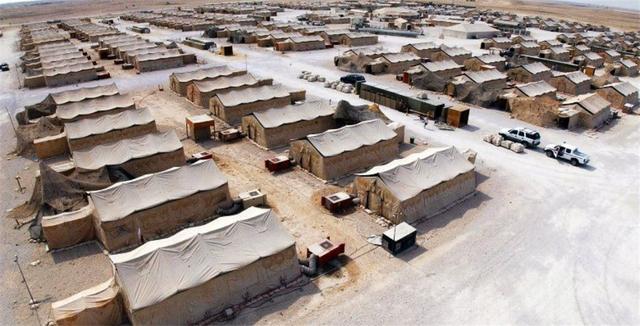 美国或从中东抽身,15座军事基地将被放弃!真正对手浮出水面