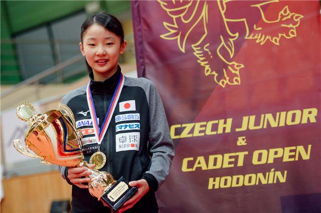 德国华裔国手夺国际赛事冠军!父亲是蔡振华师弟在日本队执教