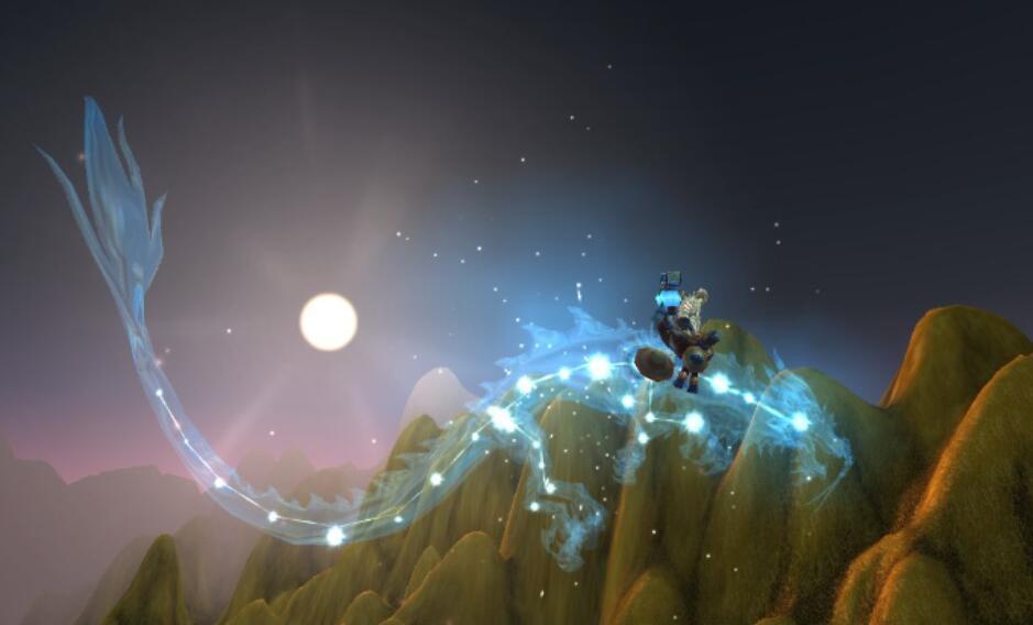 原创            能让女玩家疯狂的坐骑,优雅气质无敌手,剑网3却拿来白送?