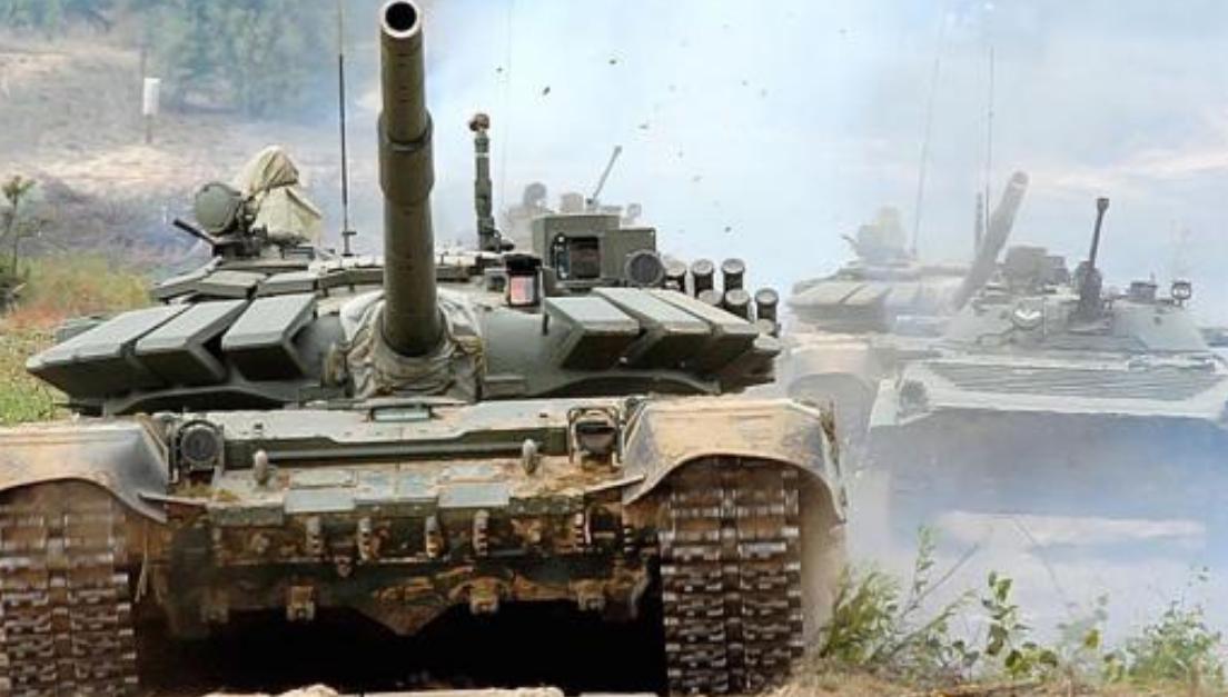叙利亚军队丢下批T-90坦克撤退,武装分子用这些坦克与政府军对抗