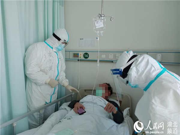 同济医院感染新冠肺炎的肾移植患者痊愈出院