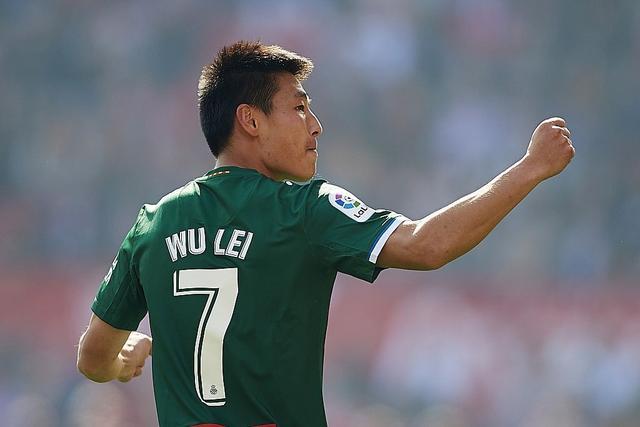 中国一哥!武磊收获西甲赛季个人第3球 社