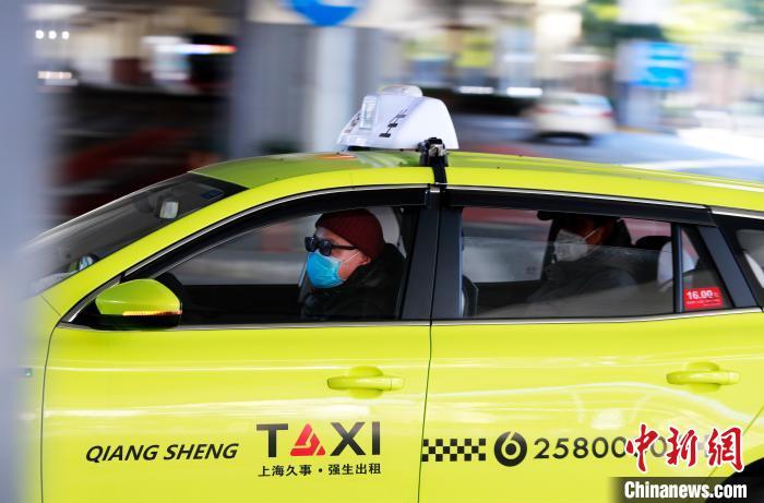 中央一台节目预告上海未佩戴口罩的