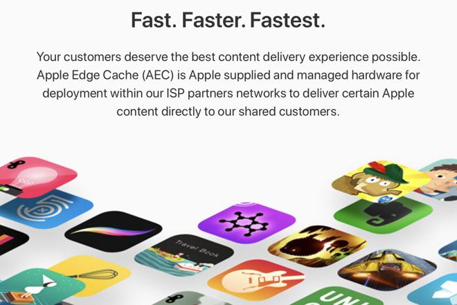 提速:蘋果新服務將大大優化iOS內容下載速度