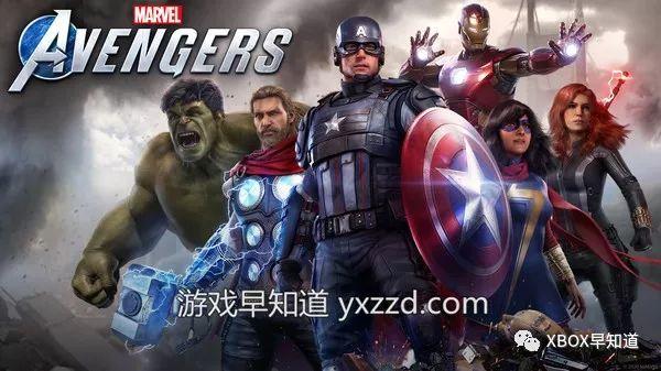 Xbox One《漫威复仇者》预购开放 支持官方中文中文语音