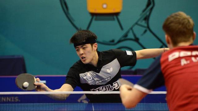 德国华裔直板小将葡萄牙夺冠 四场打满7局数次逆转