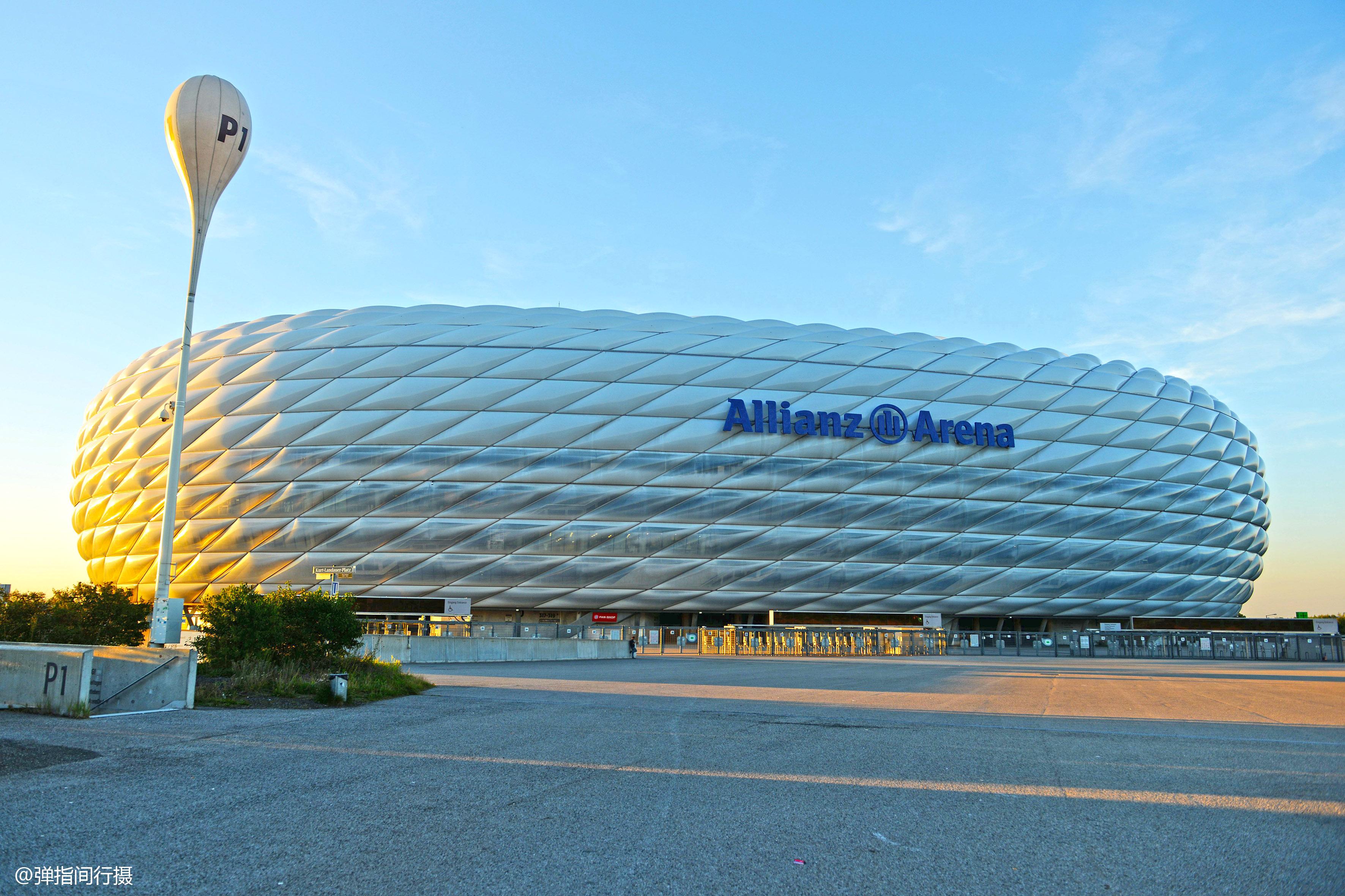 """德国""""最火""""的足球场,建设耗资3.4亿欧元,是拜仁慕尼黑的主场_德国新闻_德国中文网"""
