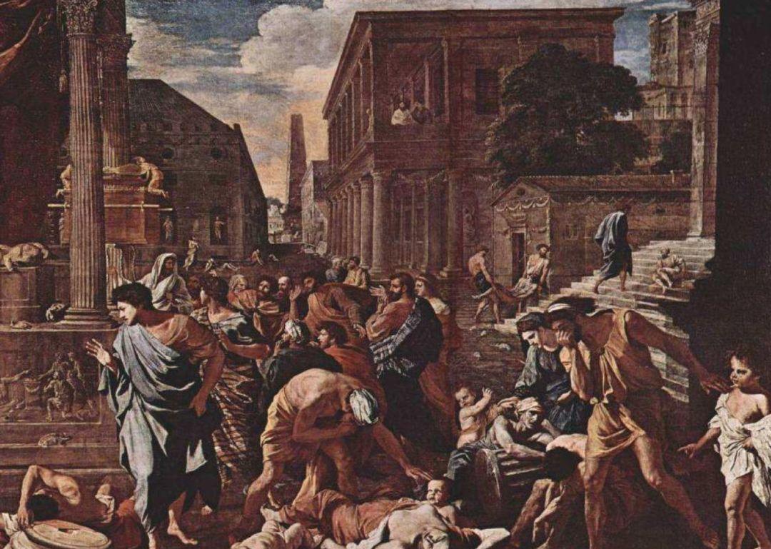 雅典瘟疫到新冠肺炎,人性穿越两千年