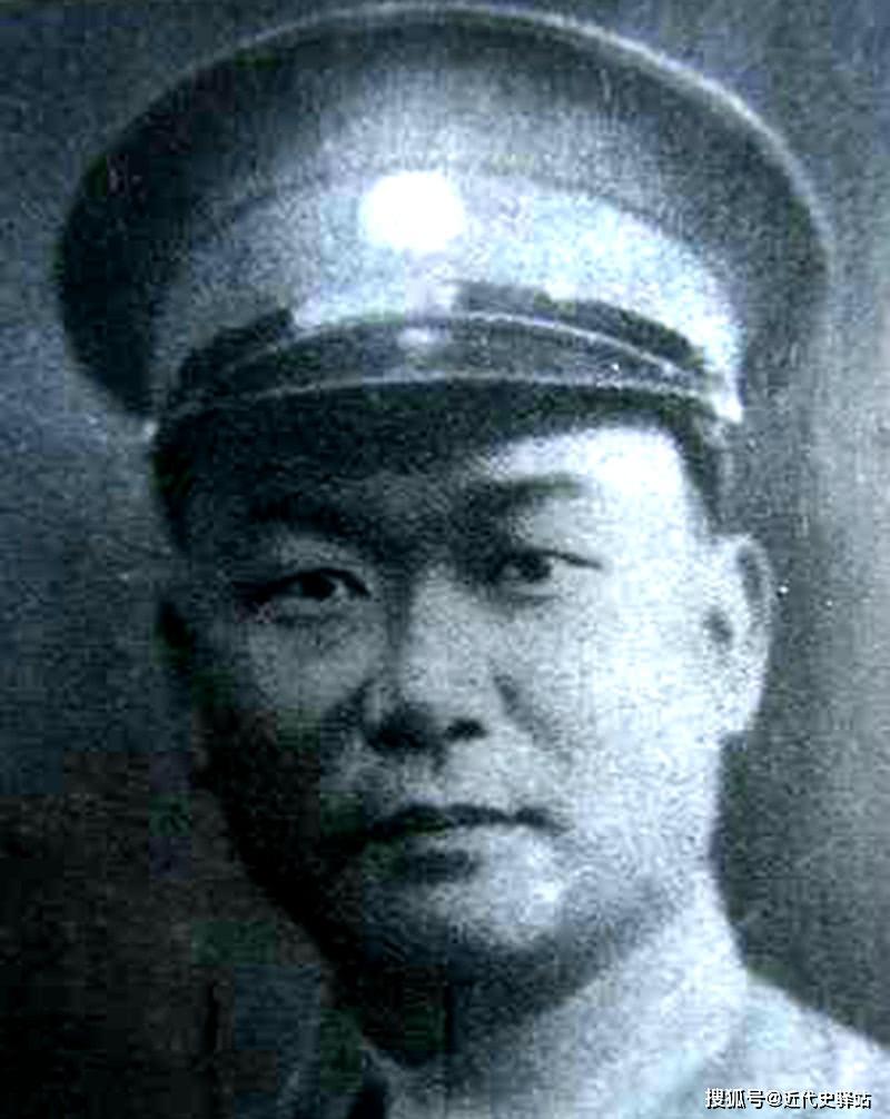 """蒋介石""""五虎将""""之首的""""福将""""刘峙,逃往台湾后结局如何?"""