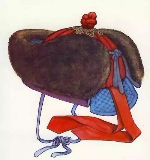 蒙古传统帽子种类繁多