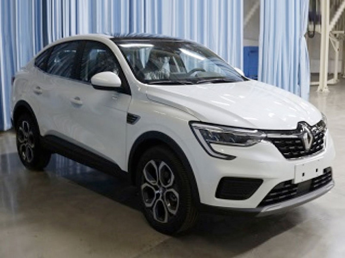 雷诺国产轿跑SUV 预计15万起/竞争马自达CX-4
