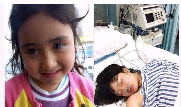 6岁女儿一直喊头疼,医院检查血压高达180,凶手居然是父亲