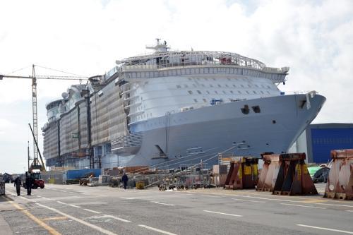 """皇家加勒比""""海洋交响号""""全面升级海上超凡体验"""