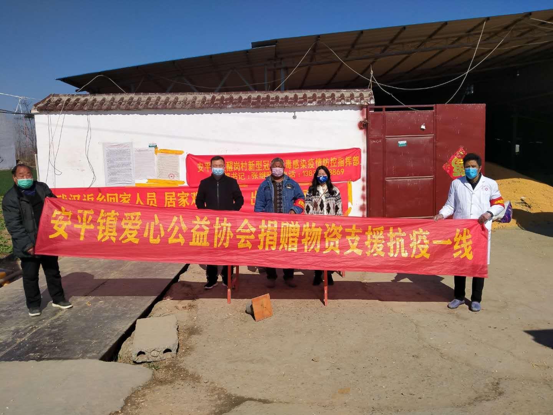 河南柘城:疫情防控一线来了大学生志愿者