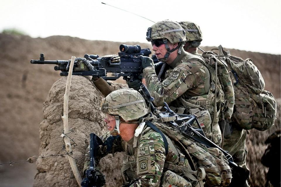 彻底认输! 美军突然宣布停战, 上万美军回国, 塔利班开始宣布胜利