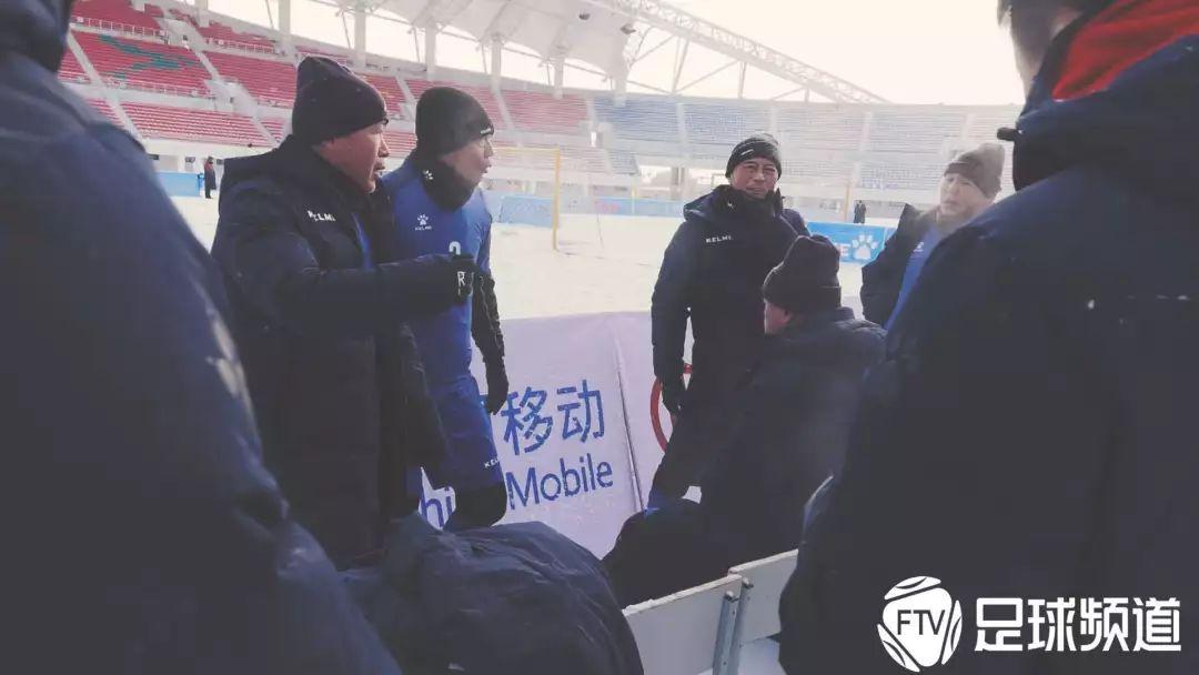 你好体育人|江苏省雪地足球代表队