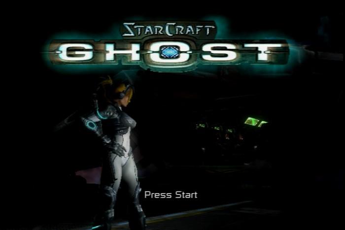 [视频]搁置多年的《星际争霸:幽灵》实机演示曝光完成度很高_游戏