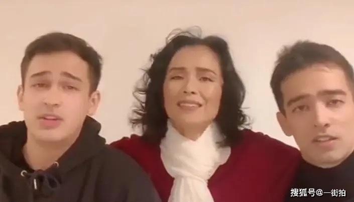 57歲韋唯霸氣歸來 剪短發和混血兒子重唱 愛的奉獻 太王炸