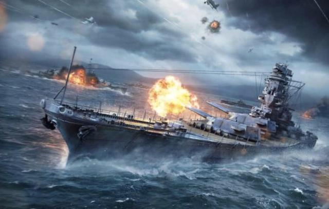 原创            大和号战列舰的怒吼: 大炮巨舰主义最后的绝响
