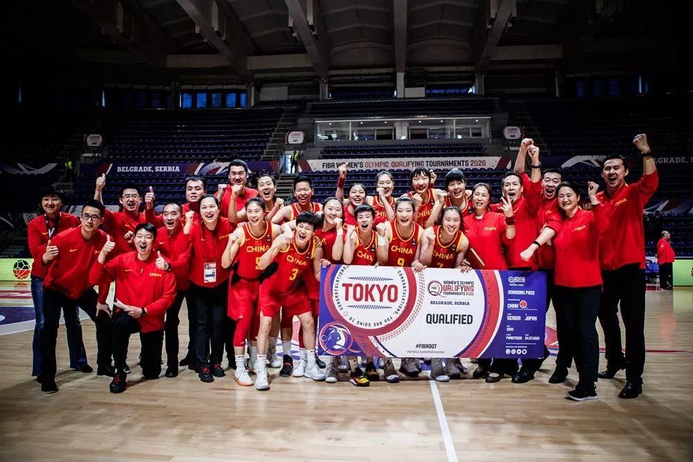 FIBA专家点评中国女篮:她们会是奥运会上的黑马
