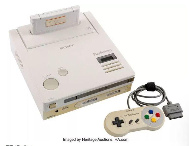 世上最后一台Nintendo PlayStation正在拍卖,报价已达35万美元