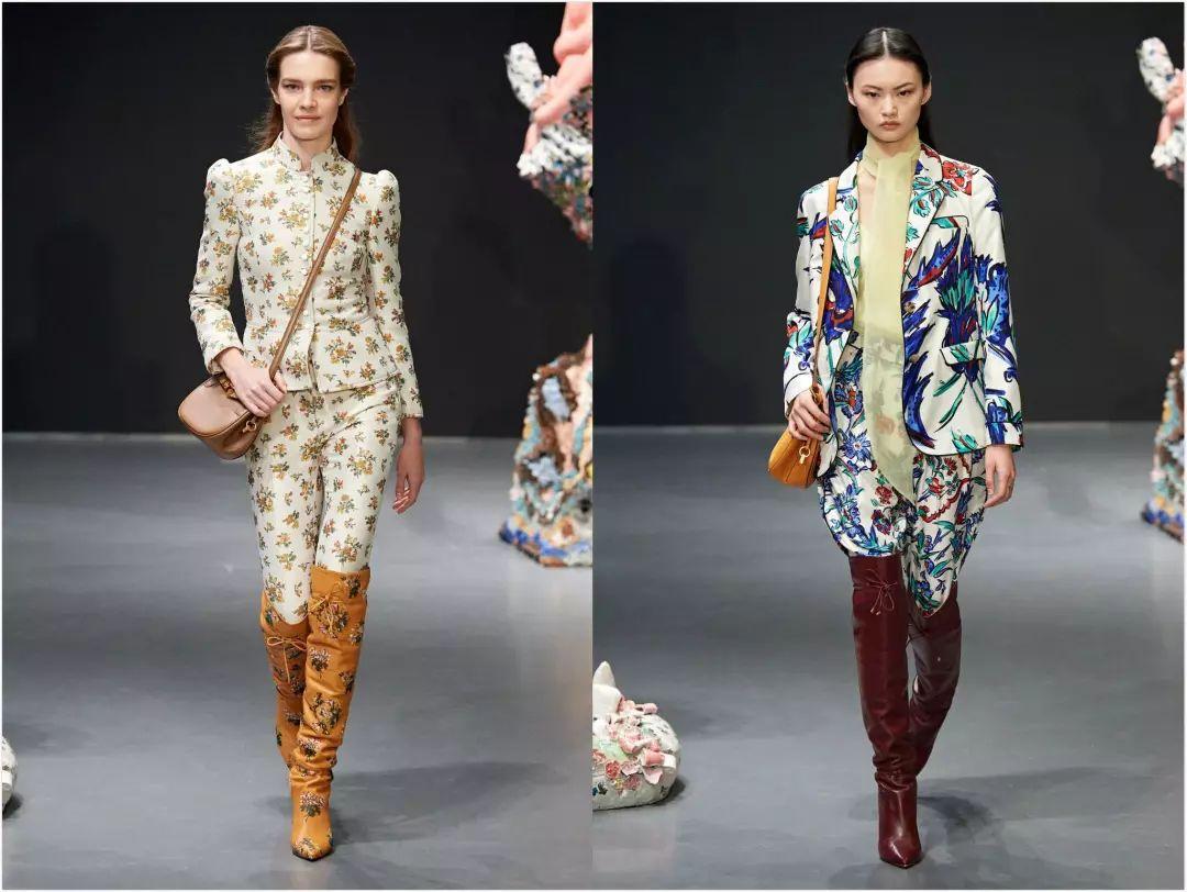 [模特在线]2020纽约时装周云看秀 藏不住的性感大胆 优雅奢华剧情