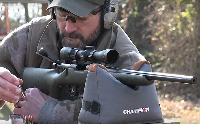 目前世界上用户较多的六类狙击步枪