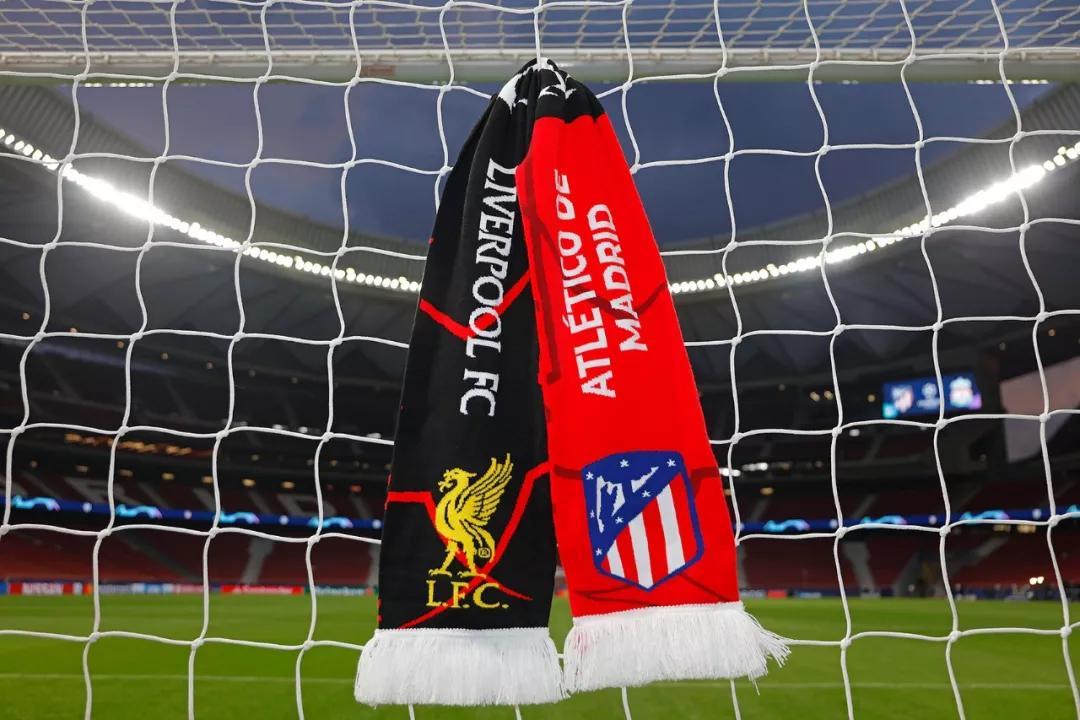 欧冠直播:马德里竞技VS利物浦在线直播预告