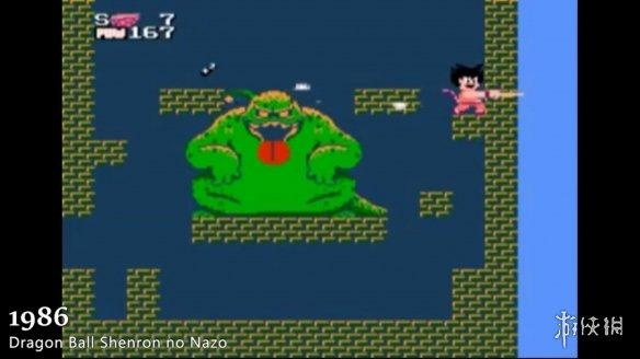 《龙珠》游戏进化史视频演示卡卡罗特永远在战斗