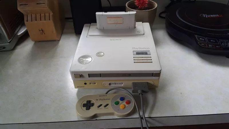 世界上最后一台NintendoPlayStation开启拍卖,你也能买到索任的爱情结晶了