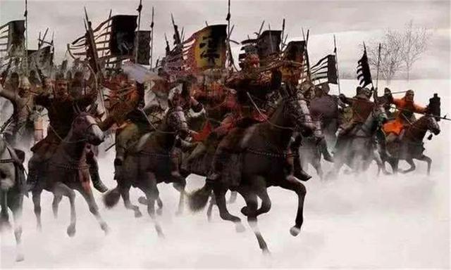 原创            中世纪的重骑兵是如何兴起的,它又因何而最终走向没落