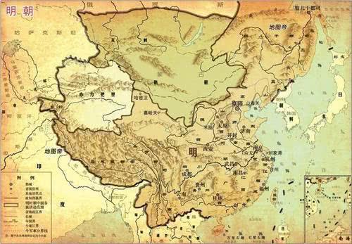 原创            明朝时期,造成83万人死亡的华县大地震有多惨烈?人们如何自救?