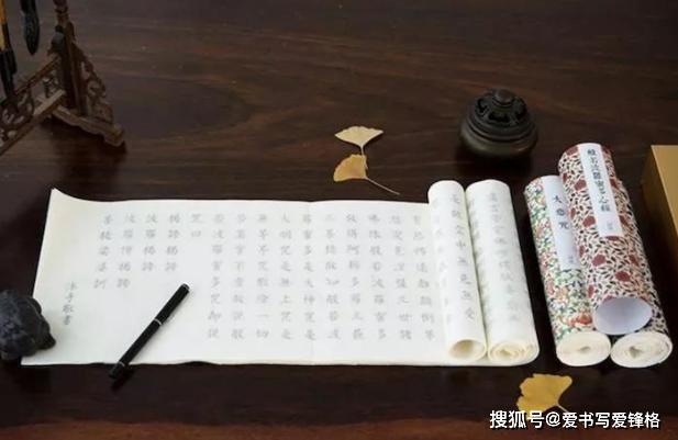 宅家练字静心,硬笔书法练字都应该练什么