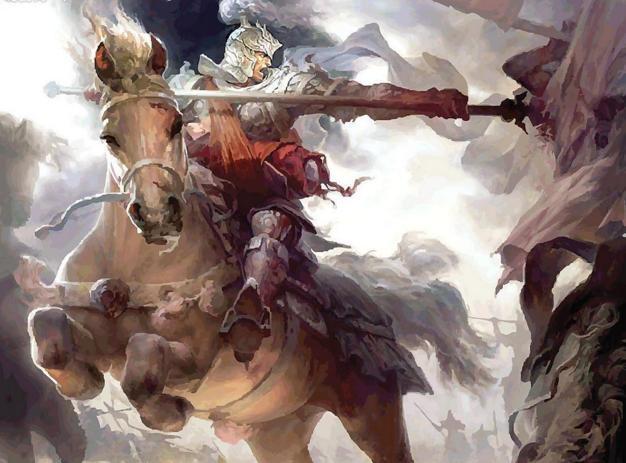 三国后期一小将,单枪匹马,七进七出敌军阵营,人称小赵云图片