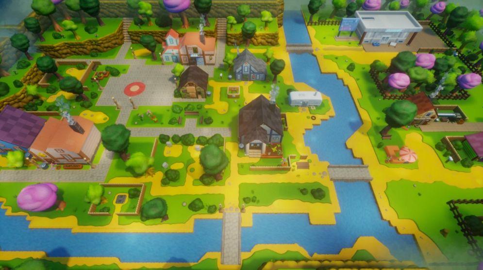 在這個新發售的游戲編輯器里,玩家們自己造出了星露谷和大鏢客