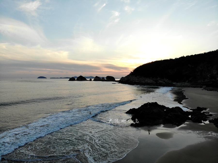 哈仙岛美景
