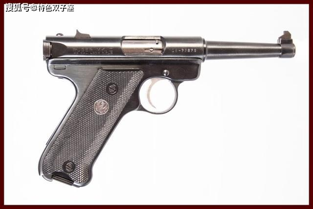 2. 微型自卫枪trailblazer   口径:.22 wmr(温彻斯特·马格南姆·林姆弗尔)   操作原理:单发.