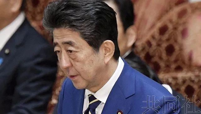 日本共同社一负责采访安倍的记者被隔离