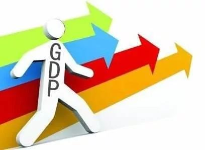 人均gdp增长率_2019年我国GDP同比增长6.1%,人均GDP首破1万美元