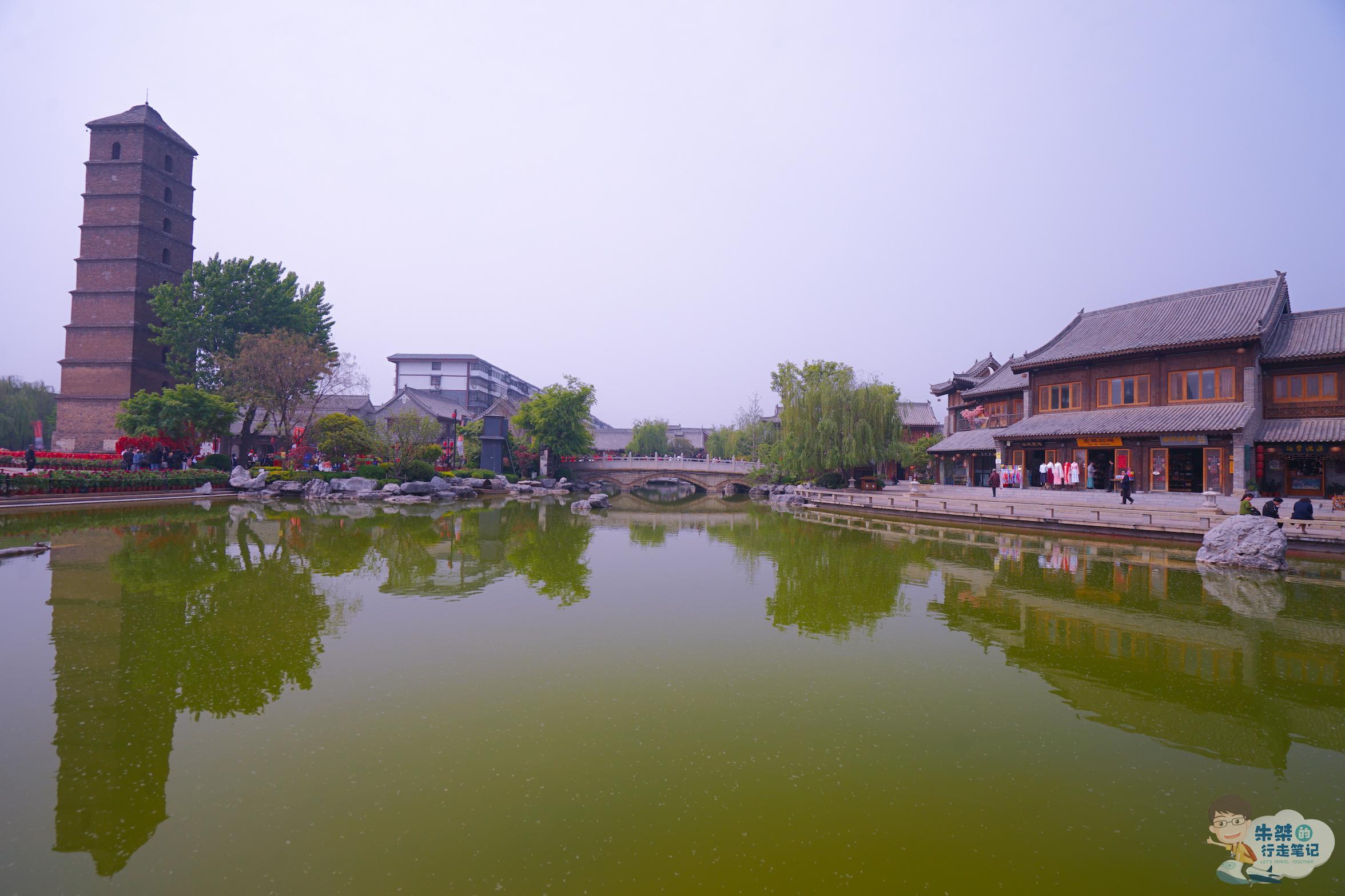 洛阳广受好评的新晋景点让世界看到中国文化之美游客可免费入园