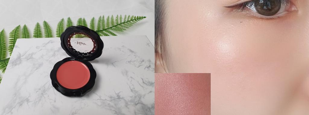 「纯色」日本人气彩妆推荐:李佳琦推荐的VISEE唇颊两用膏使用测评
