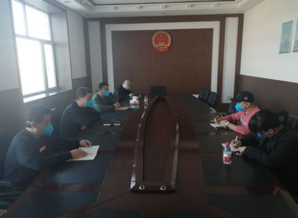 宝清县人民法院 众志成城 抗击疫情
