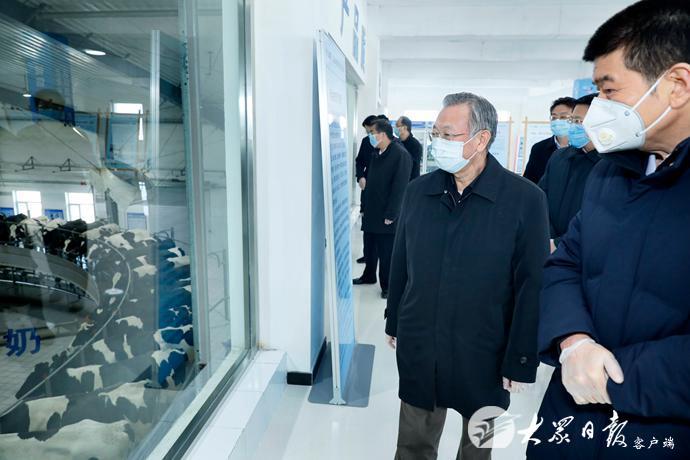 刘家义在淄博调研时强调扛牢防控责任抓好复工复产保持经济社会平稳健康发展