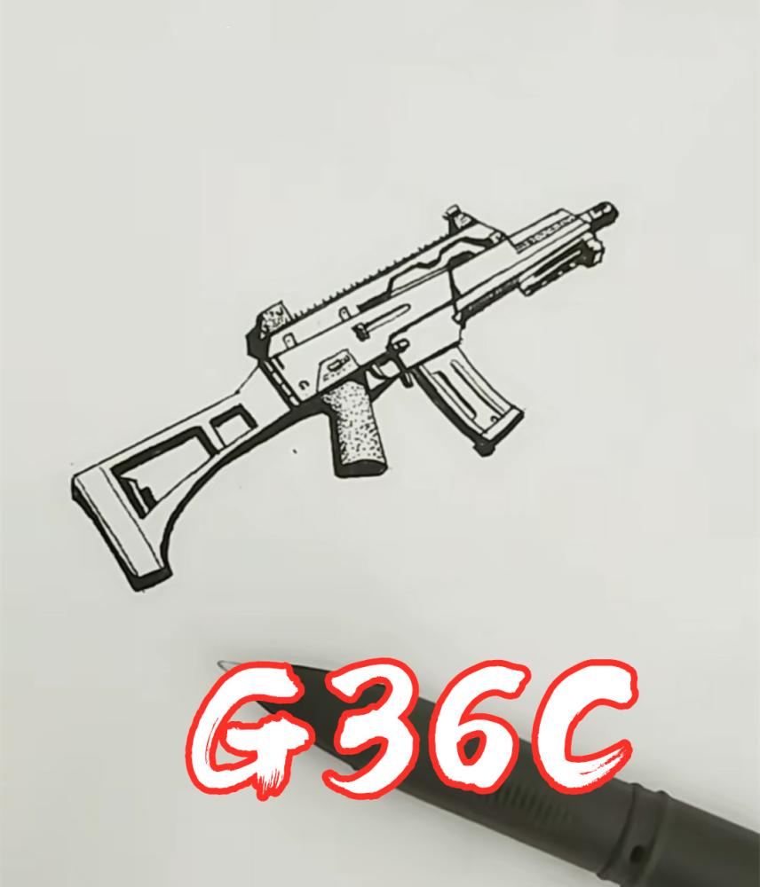 M416制作图纸